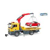 Bruder-03750-Vrachtwagen-Man-Afsleepdienst-Roadster-Met-Licht-En-Geluid