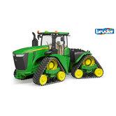 Bruder-JD-9620RX-Tractor-met-Rupsbanden
