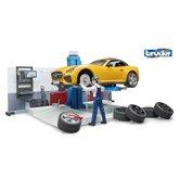 Bruder-62110-BWorld-Autowerkplaats-met-Auto-en-Figuur-+-Accessoires
