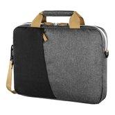 Hama-Laptoptas-Florence-Design-15.6-Zwart-grijs
