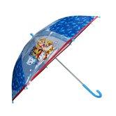 Paw-Patrol-Paraplu-Transparant-Blauw