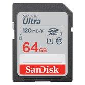Sandisk-SDXC-Ultra-64GB-(Class-10-UHS-I-120MB-s)