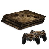 Hama-Design-skin-Wood-Voor-PlayStation-4-PRO