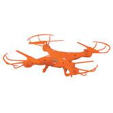 Ninco-RC-Spike-Drone-32x32x7-cm-Oranje