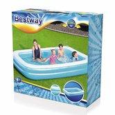 Bestway-Familie-Zwembad-305x183x46-cm-Blauw-Wit