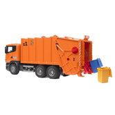 Bruder-3560-Vrachtwagen-Vuilnisauto-Scania