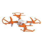 Ninco-RC-Orbit-Drone-11.5x11.5x6-cm-Oranje-Wit