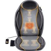 Medisana-MC-810-Vibratiemassagekussen-Antraciet-Oranje