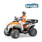 Bruder-63000-Quad-met-Bestuurder