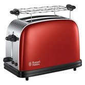 Russell-Hobbs-23330-56-Colours-Plus+-Flame-Red-Broodrooster-Rood-Chroom