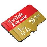 Sandisk-MicroSDXC-Extreme-1TB-(A2--V30--U3--R160--W90)-+-Adapter-Mobile