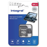 Integral-Micro-sdxc-V10-100mb-s-64gb